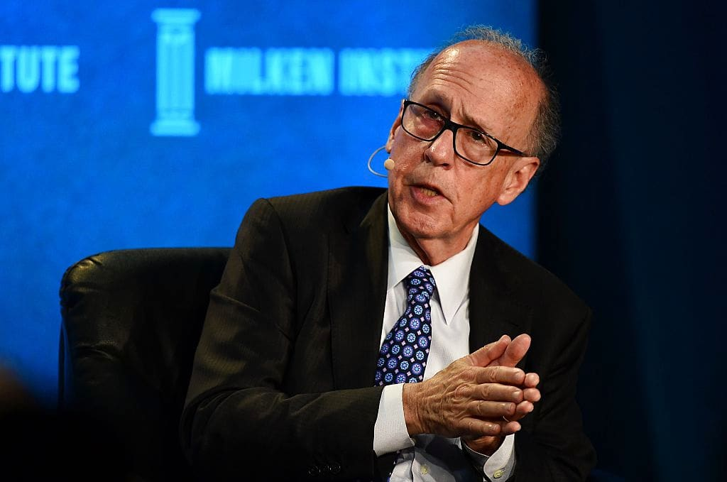 Economist Stephen Roach questions Biden's decision to keep Trump's China policies - CNBC