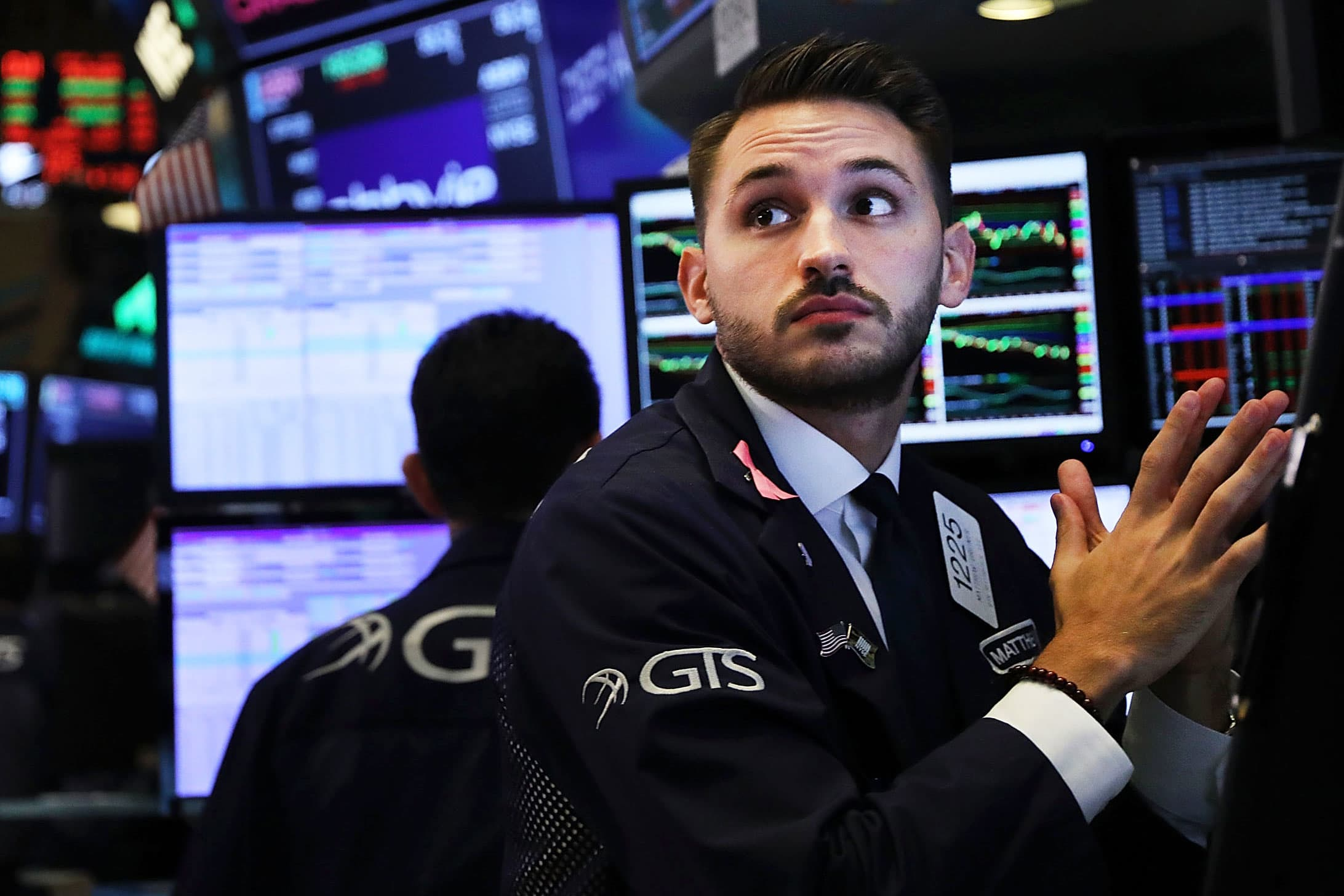 Three things could cause a 'second wave' in the market sell-off