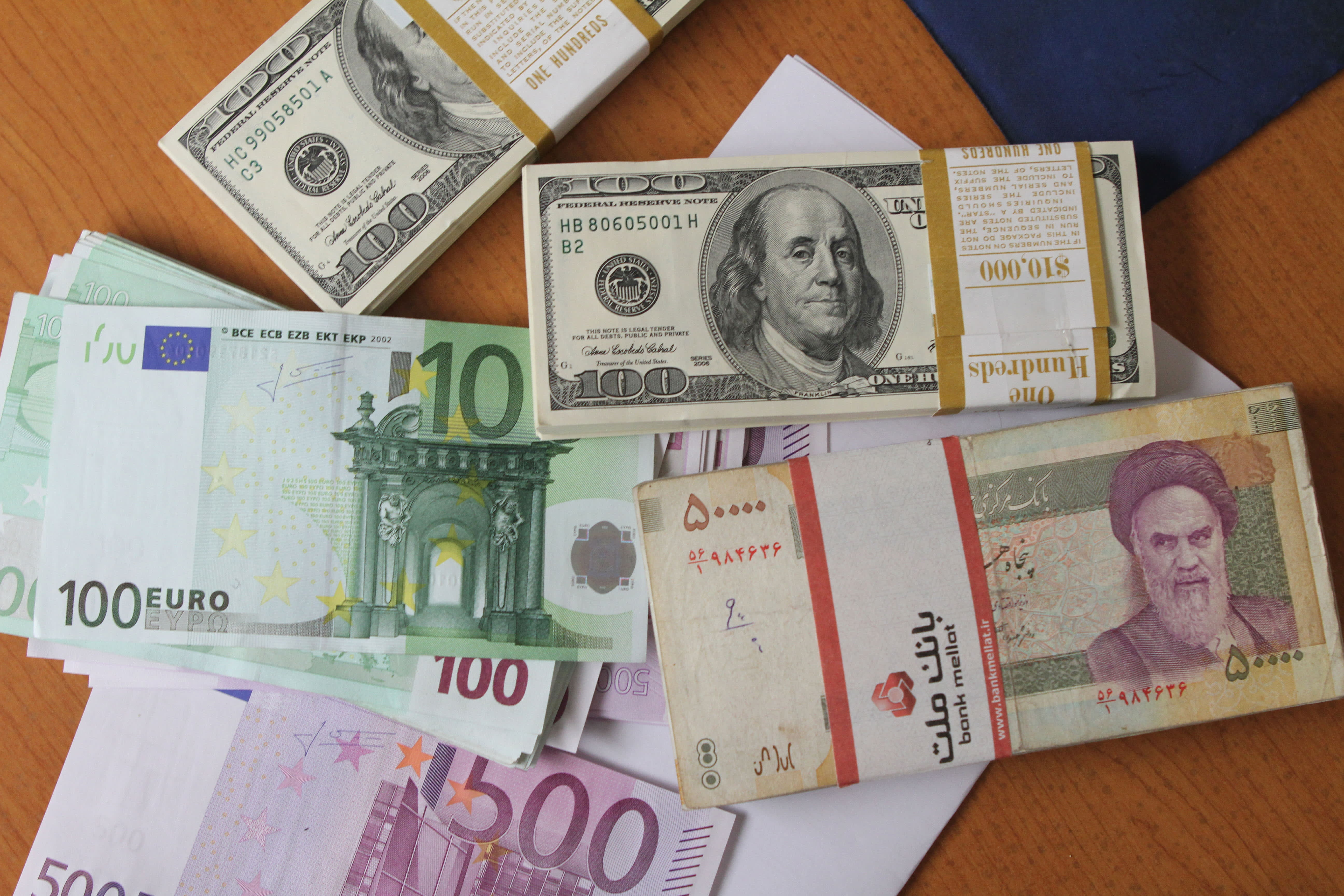 Rial At All Time Low Over Strong Dollar