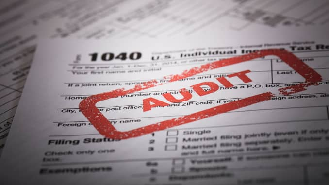 These red flags on your tax return could spark an audit