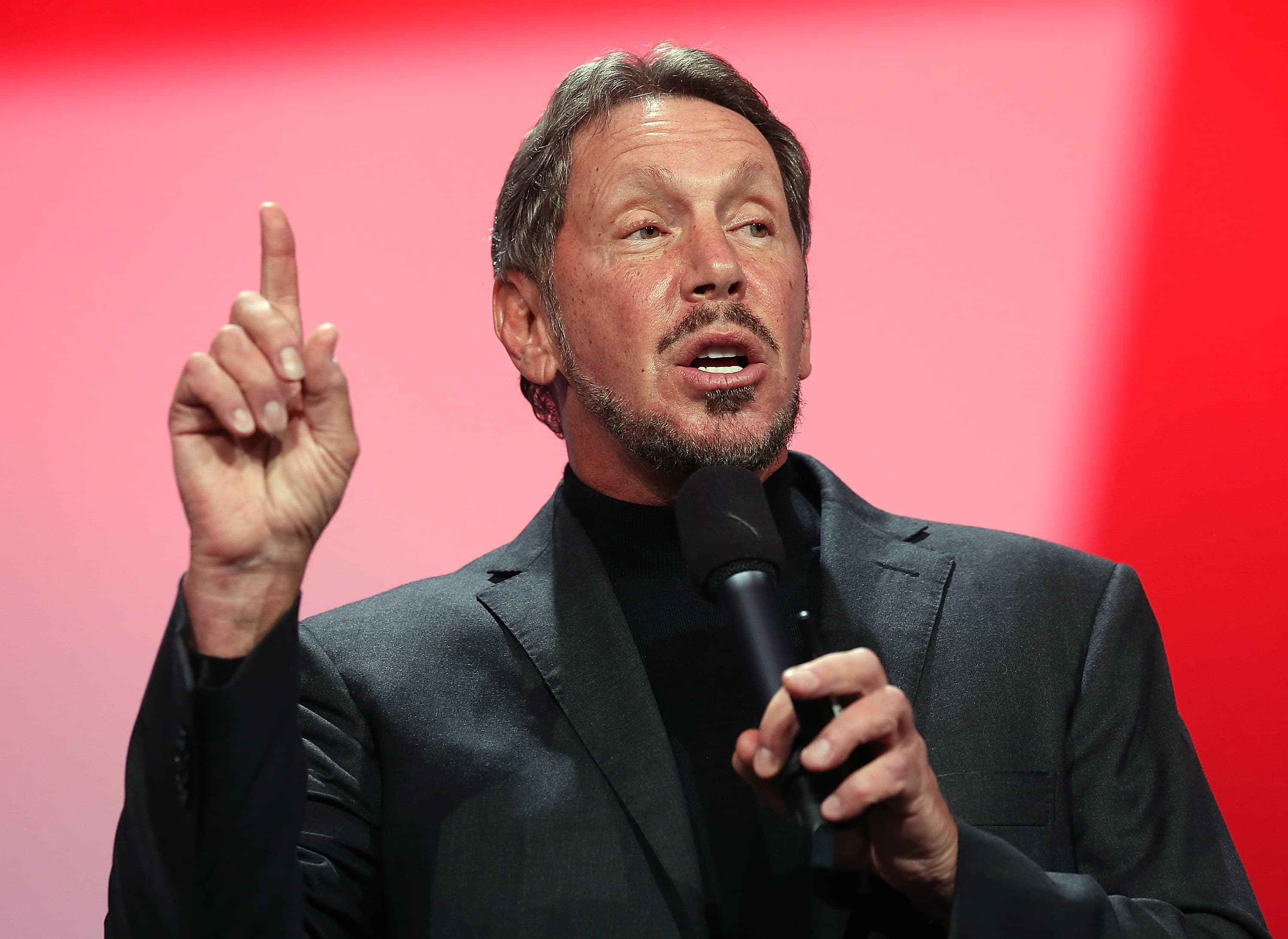 Oracle's Larry Ellison has Gotten Crushed on his Tesla Investment this Year