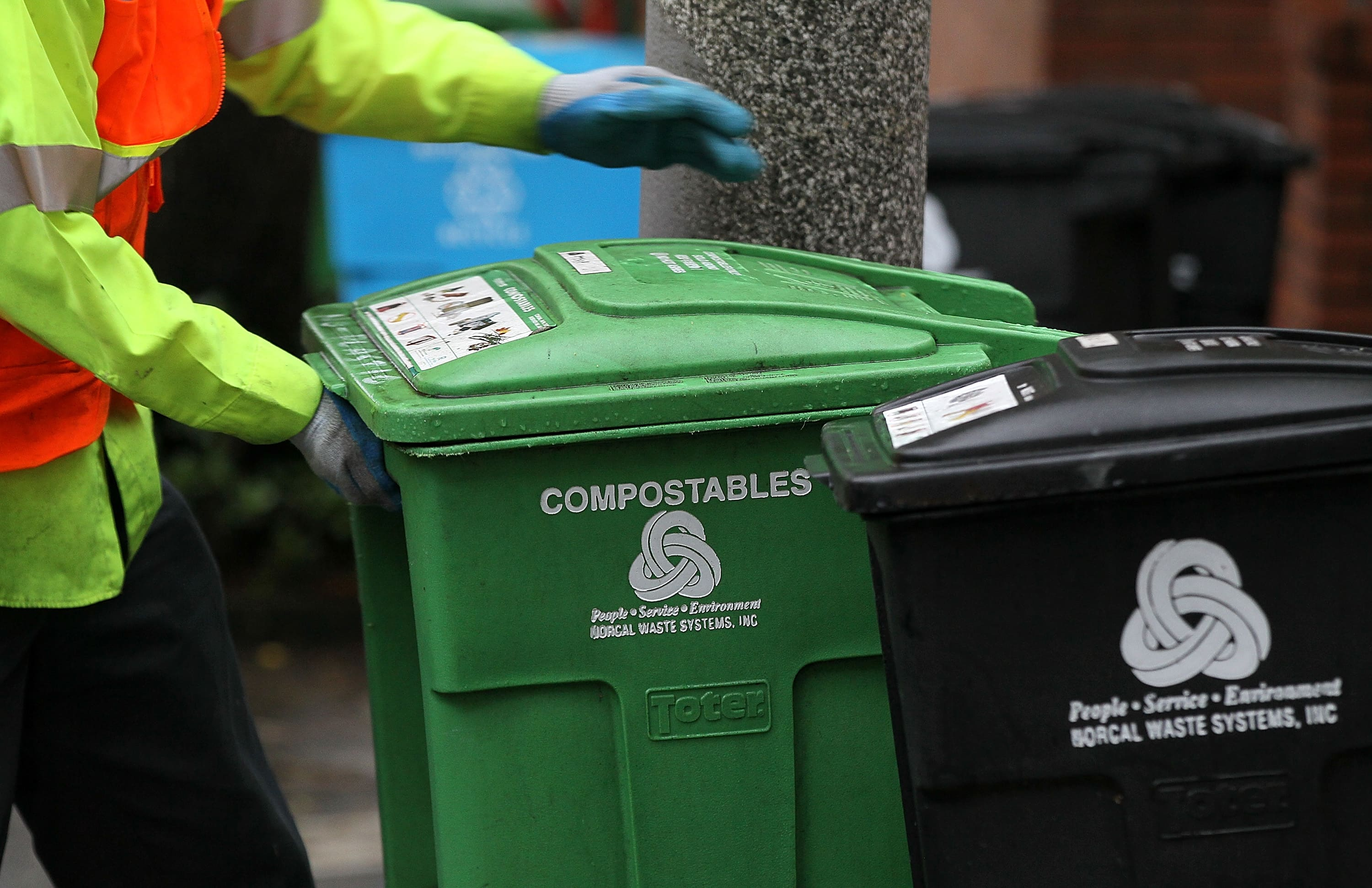 Why trash is no longer cash for recycling biz