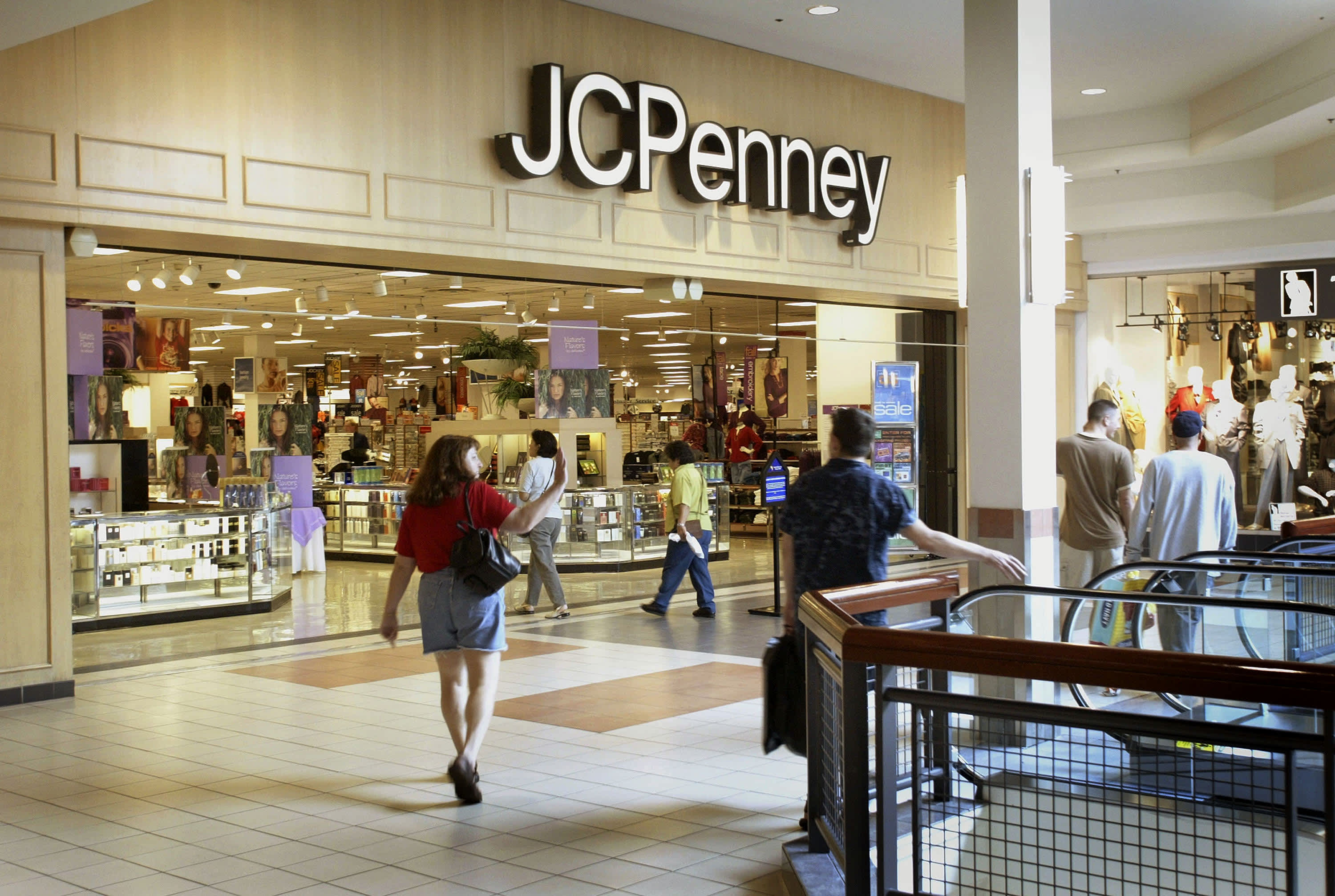 a5511d12c8ac JC Penney is about to step up its apparel game
