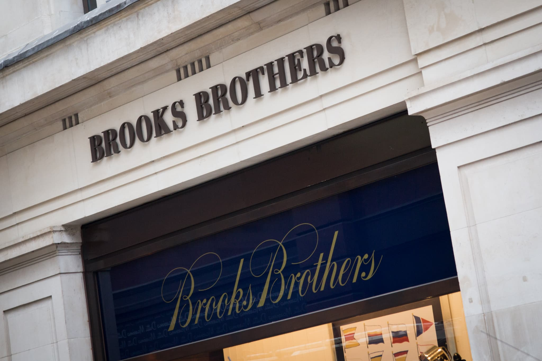 Storied apparel brand Brooks Brothers files for bankruptcy as it seeks a buyer and closes dozens of stores