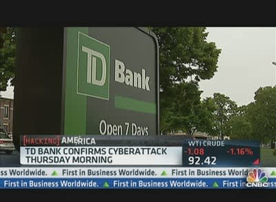 Td bank with cryptocurrency
