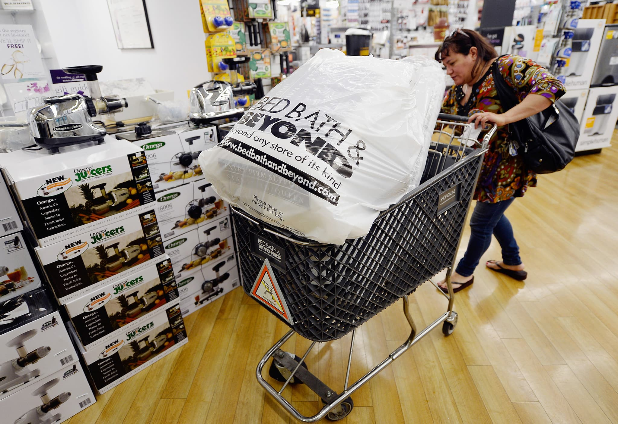 Bed Bath & Beyond plans to scale back coupons in bid to boost profits - CNBC