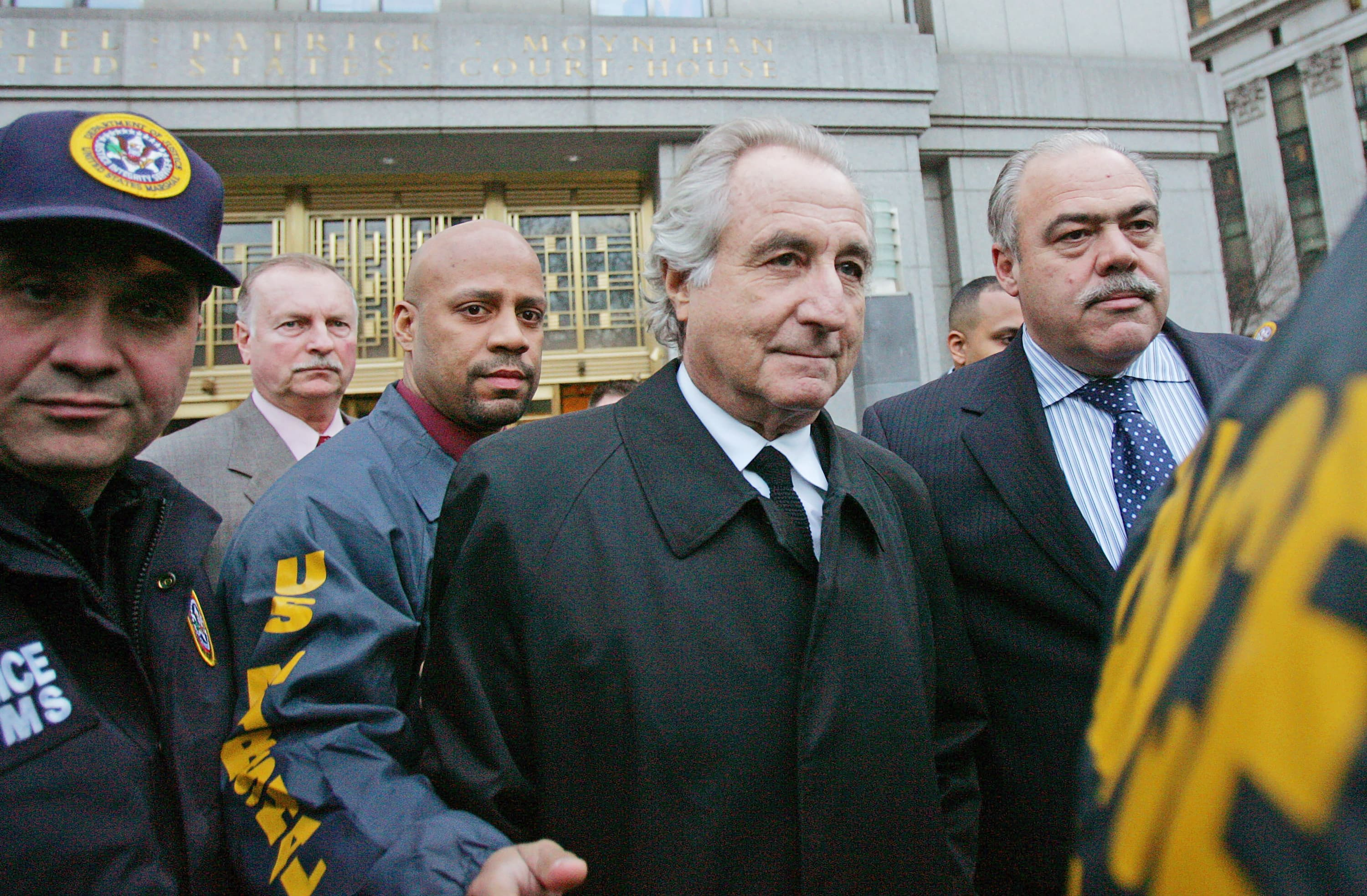 Madoff 10 Years Later: Ep  1 | Madoff Behind Bars