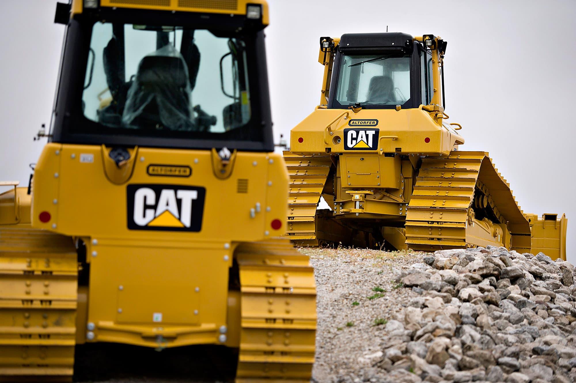 Спецтехника cat производитель постановление кемеровской области о пассажирских перевозках