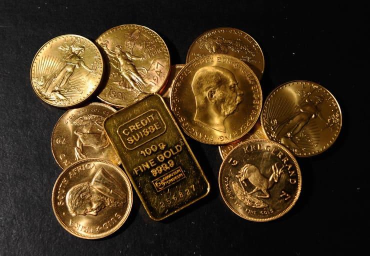 Reusable: Gold coins