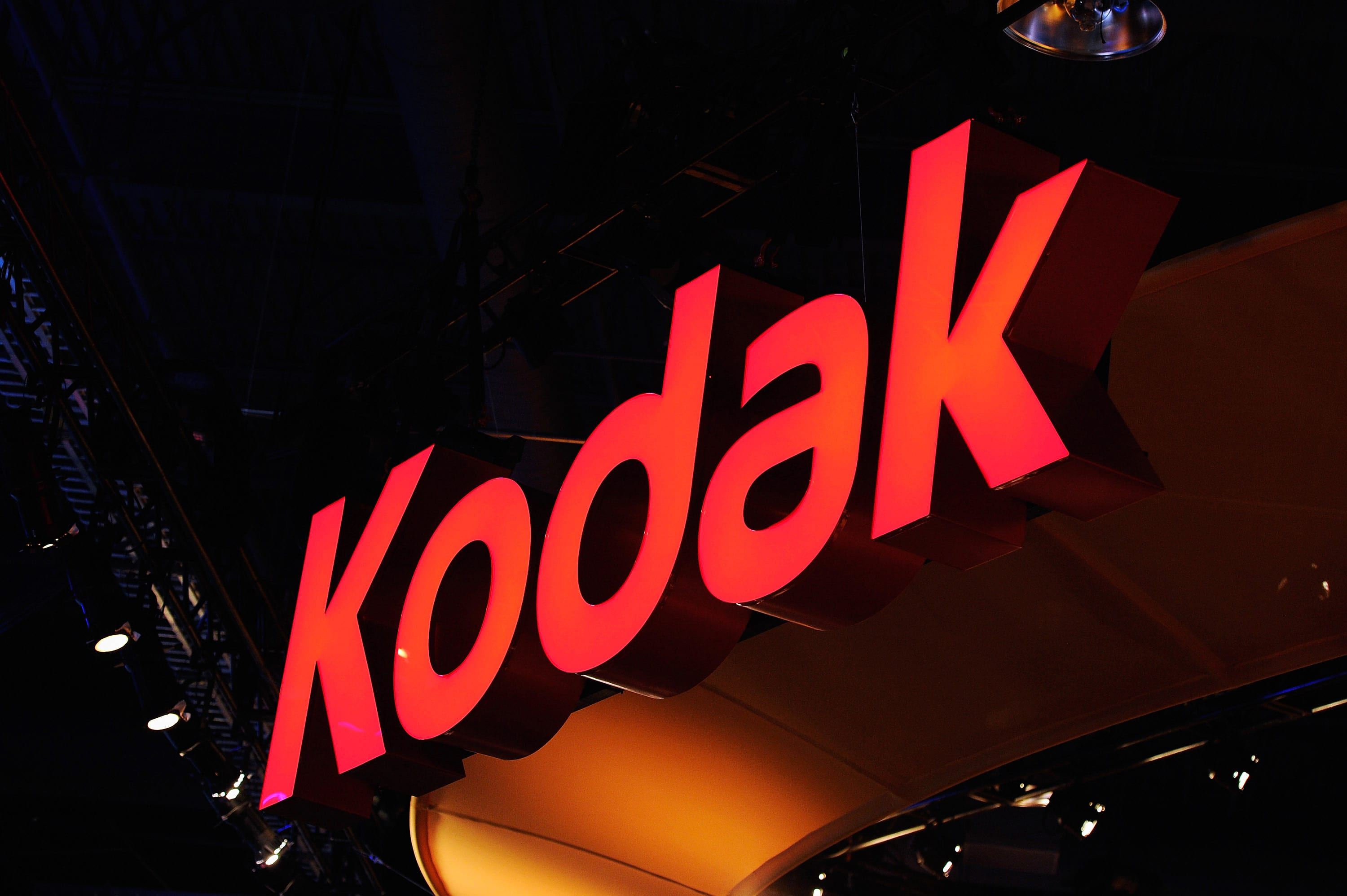 Eastman Kodak's top executive reportedly got Trump deal windfall on an 'understanding' – CNBC