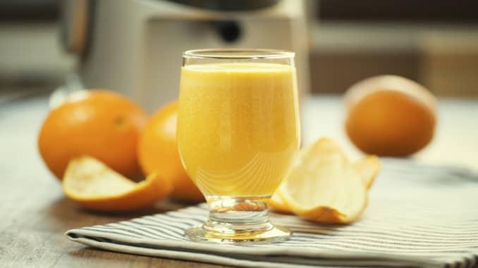 Premium - orange juice