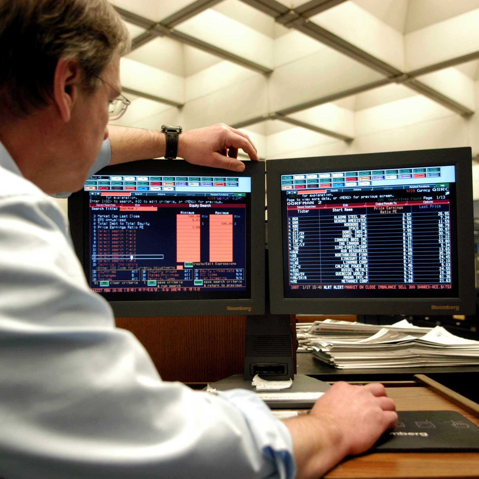The Bloomberg Terminal: CNBC Explains