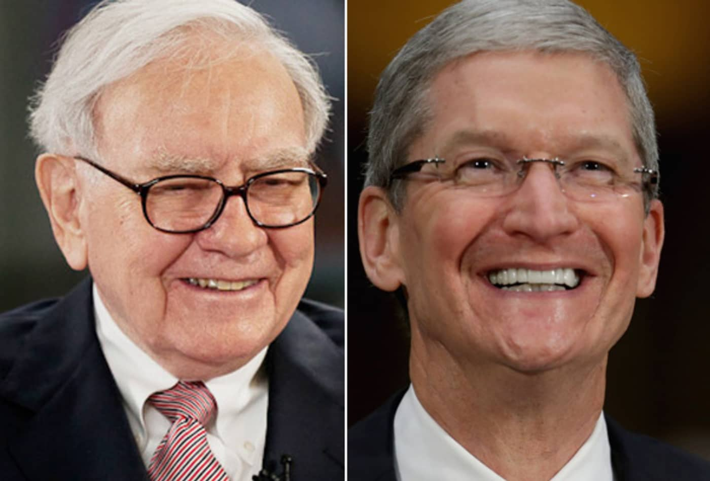 Warren Buffett calls Apple 'probably the best business I know in the world'