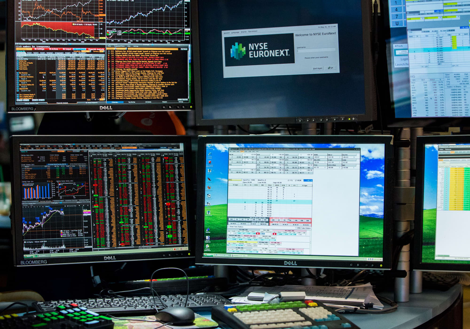 You Can't Kill the Bloomberg Terminal. But If You Were Going