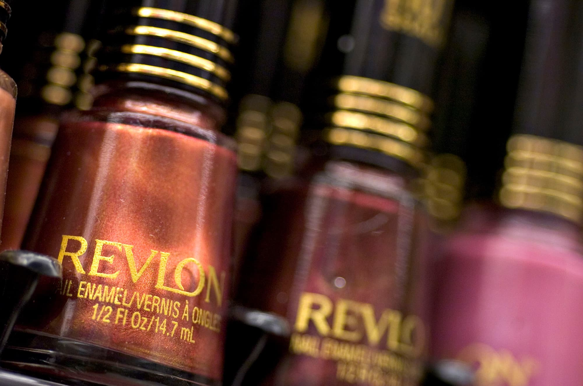 Revlon stock jumps on report that the cosmetics company is considering a sale