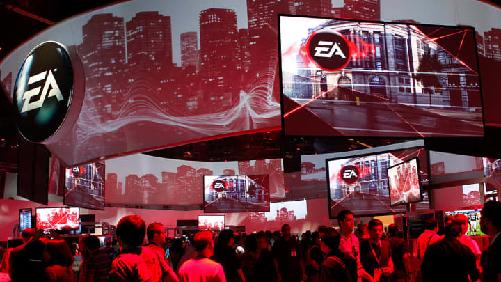 Electronic Arts shares tumble after Apex Legends season 2 launch