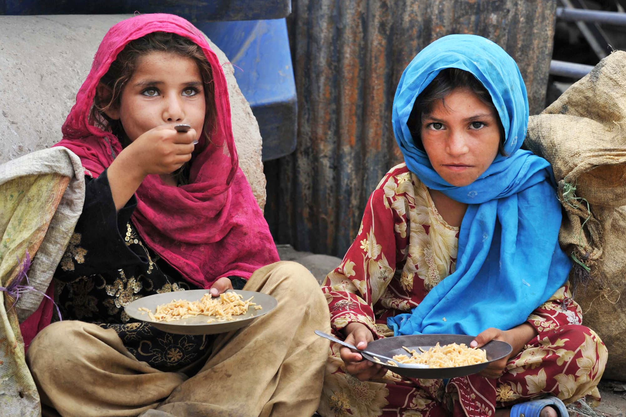 Mayor of Kabul warns, 'We have millions of people who are at the verge of famine and hunger'
