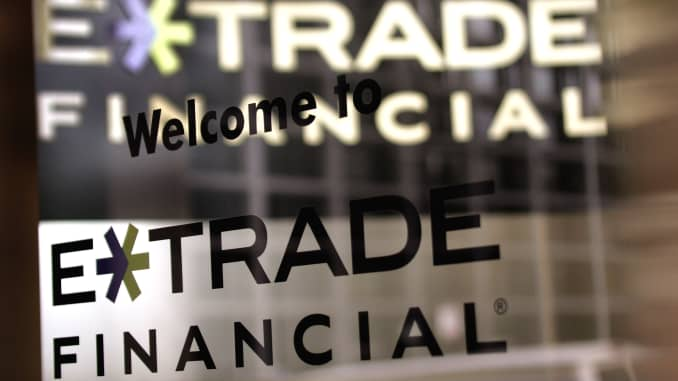 E-Trade CEO pockets $13 5 million after just a year