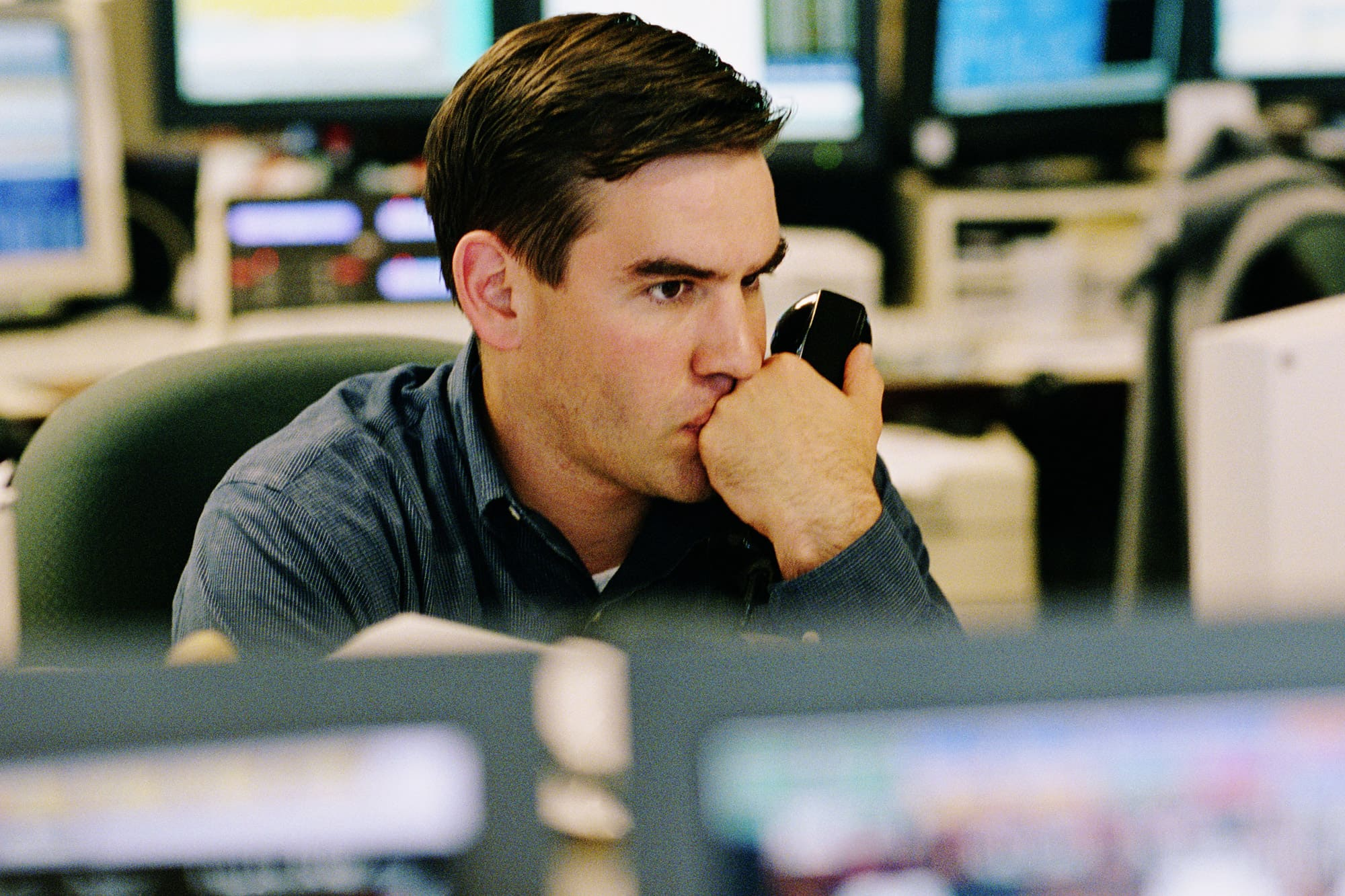 Op-ed: Here's how to stay in control and avoid emotional investing decisions