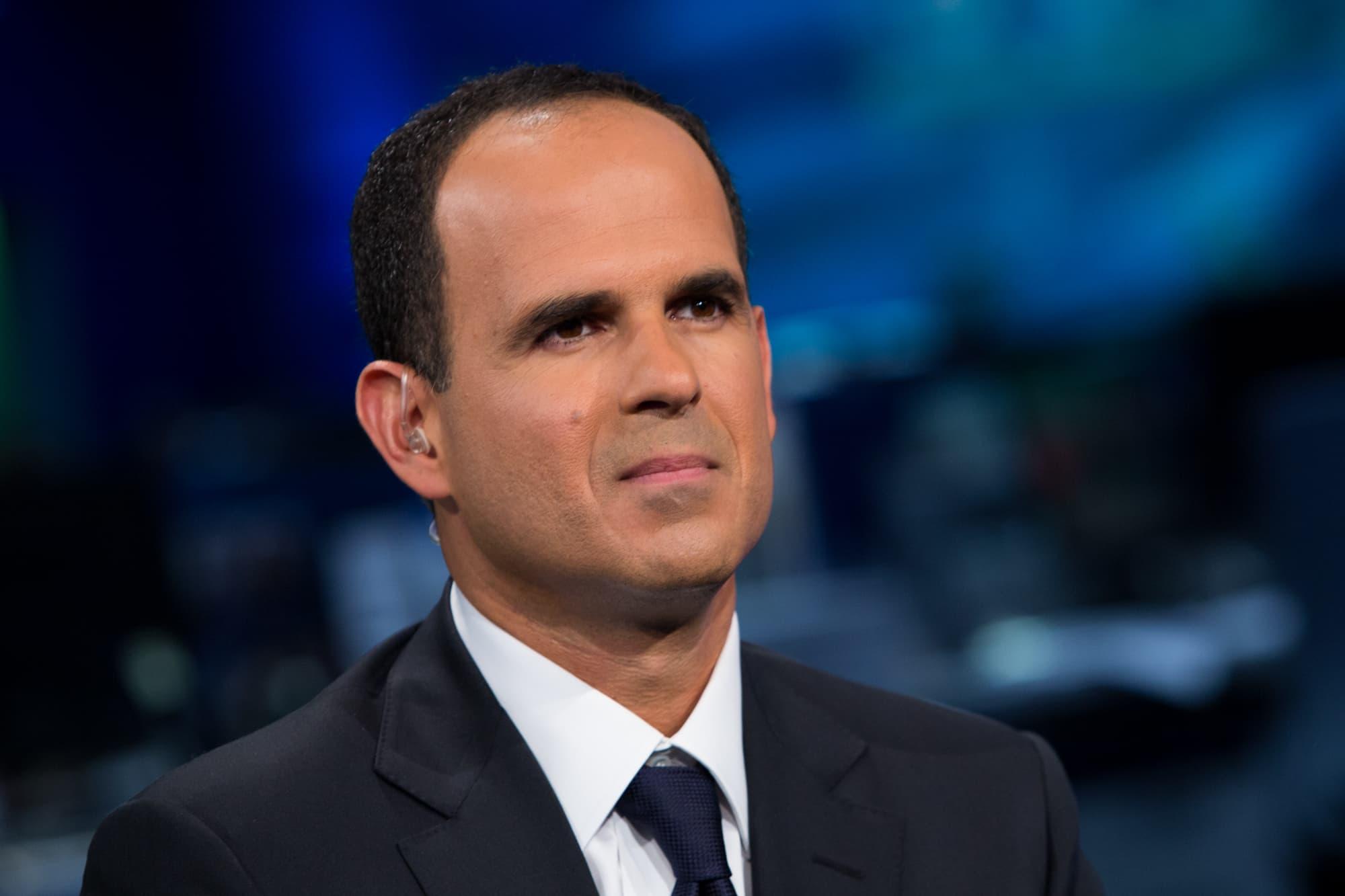"Marcus Lemonis, star of CNBC's ""The Profit."""
