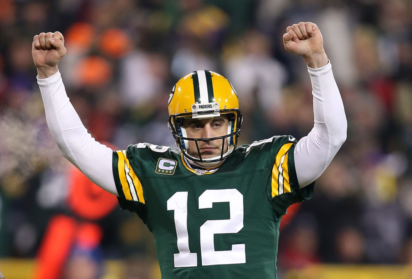 d3f4f221 NFL's highest-paid player Aaron Rodgers once almost quit football