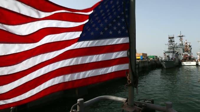 Premium: U.S. military presence Middle East