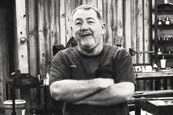 John Bragg of Barn Light Electric