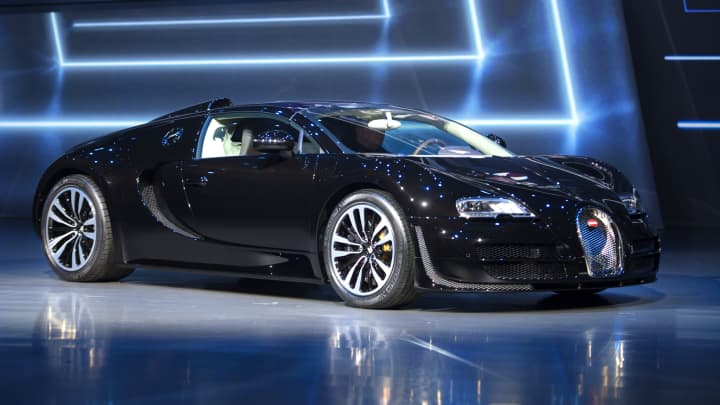 A Bugatti Hypercar S Oil Change Costs As Much As Buying Another Car