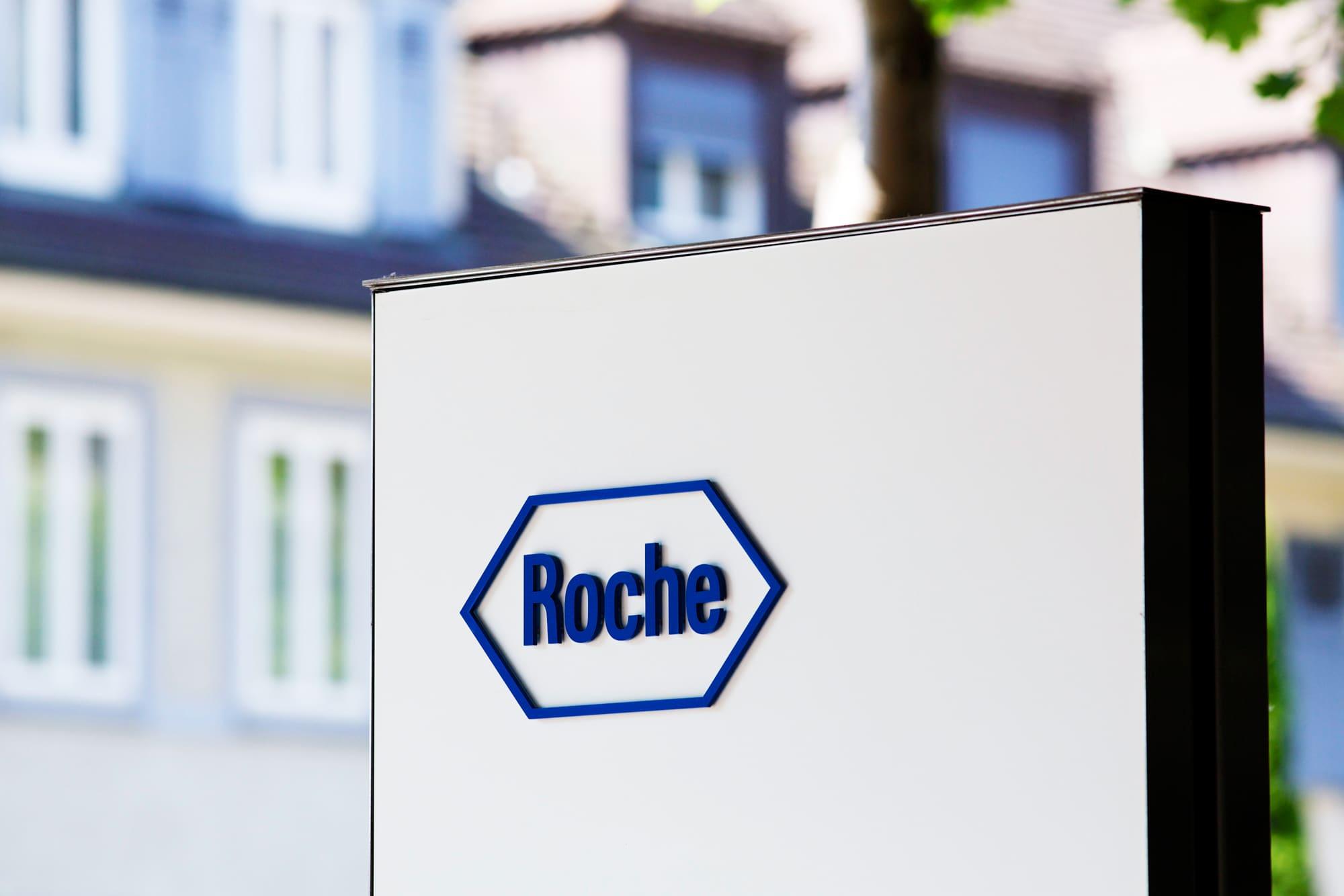 Roche 2017 earnings