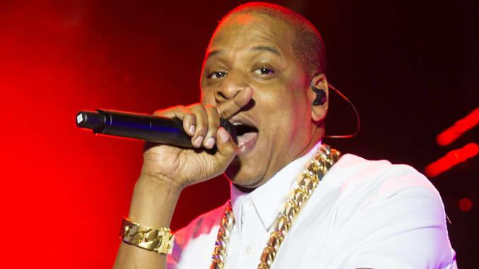 Premium: Jay Z performance rap