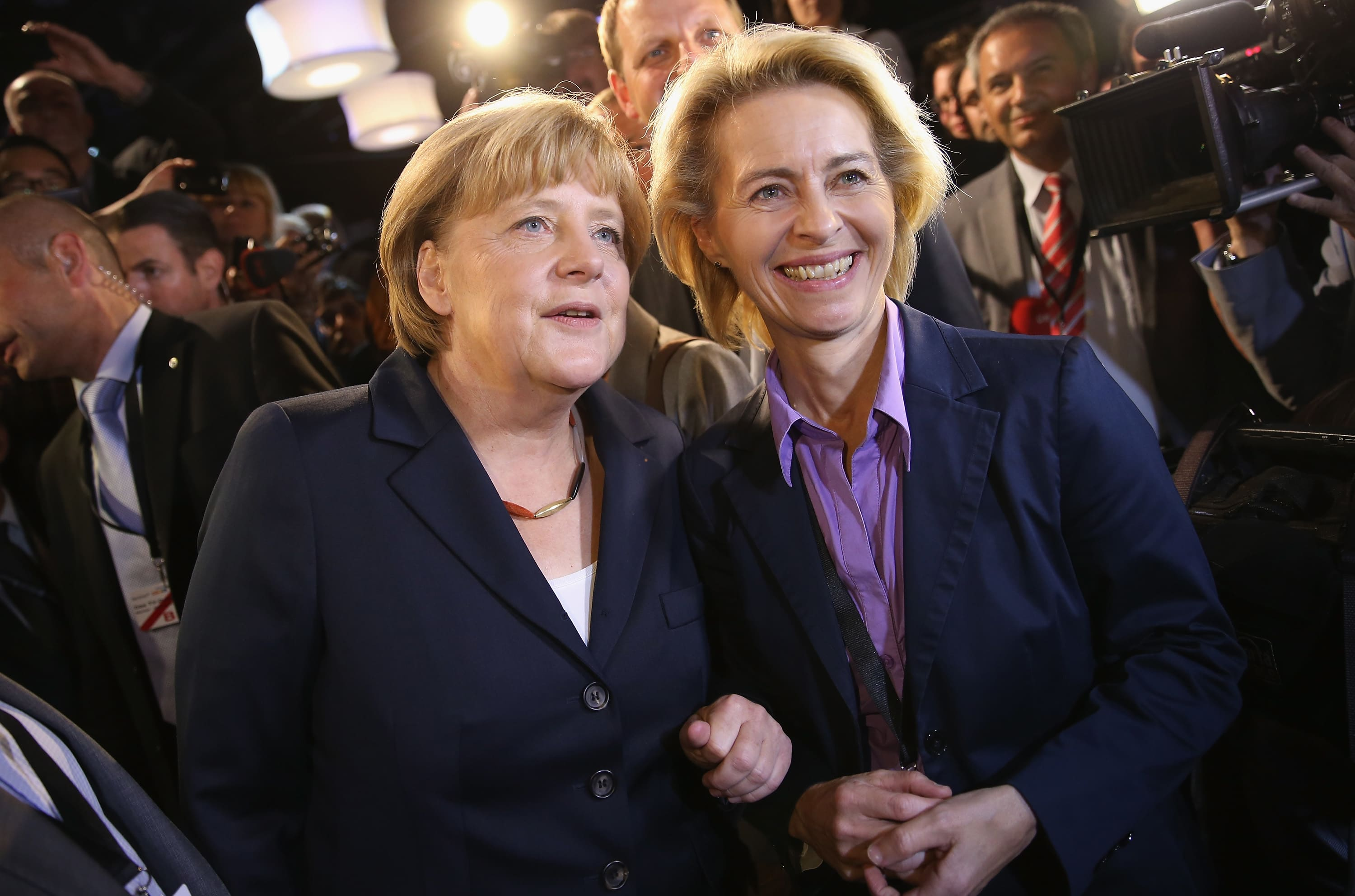 The Merkel ally nominated for the EU's top job is facing resistance