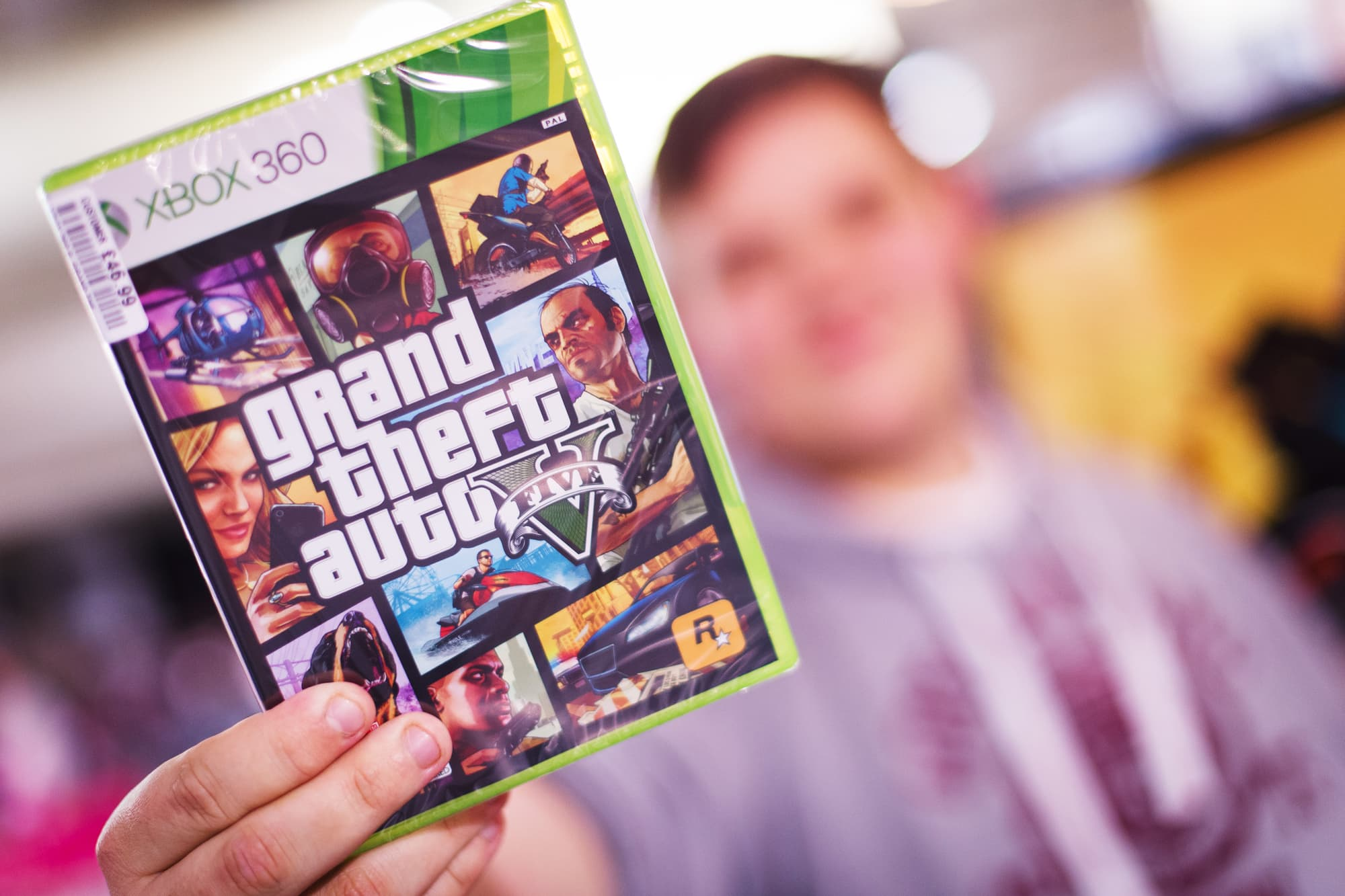 NBA 2K, Grand Theft Auto V help Take-Two surge past estimates