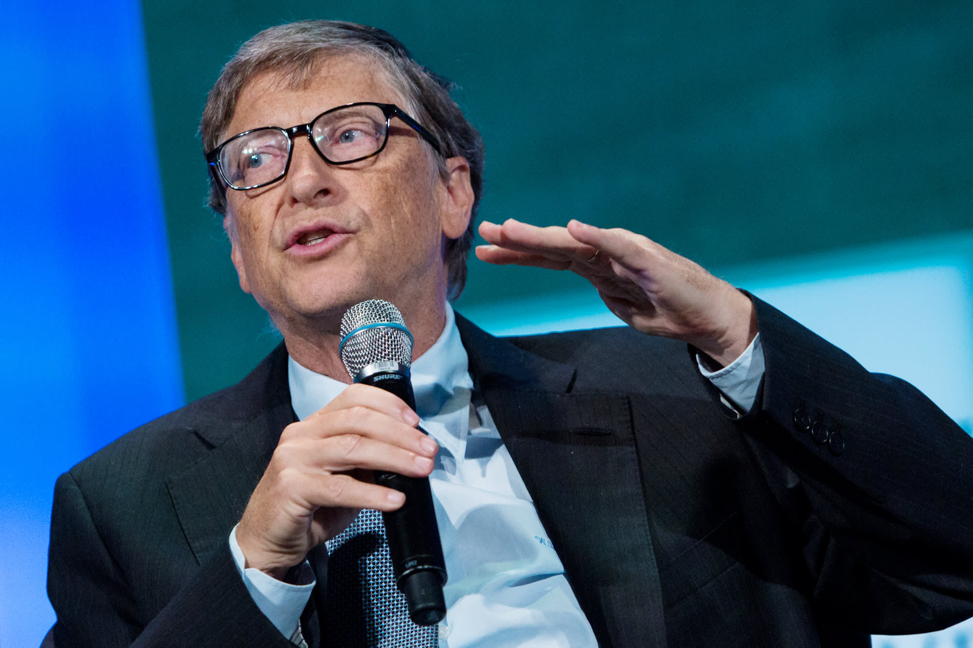 Billionaire who made his first $1 million at Microsoft: 'Bill Gates was an extremely intense person'