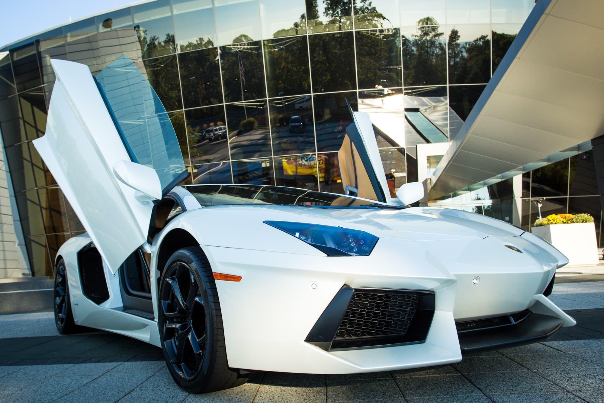 Lamborghini S Boy Wonder Of Sales