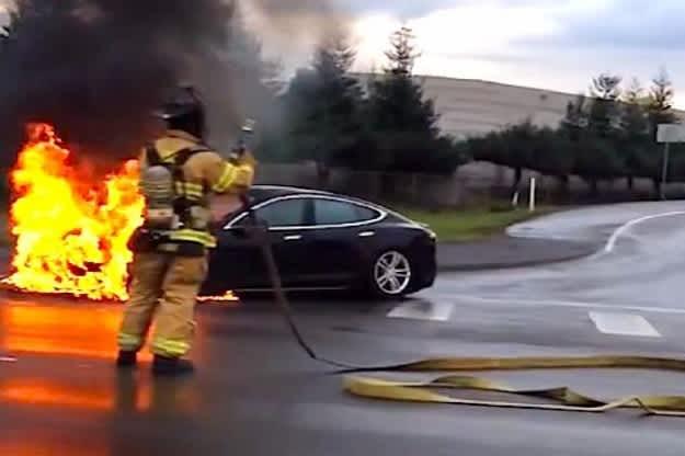Elon Musk S Blog Post On Tesla Model S Fire