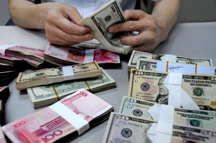 Reusable: Foreign Exchange currencies market