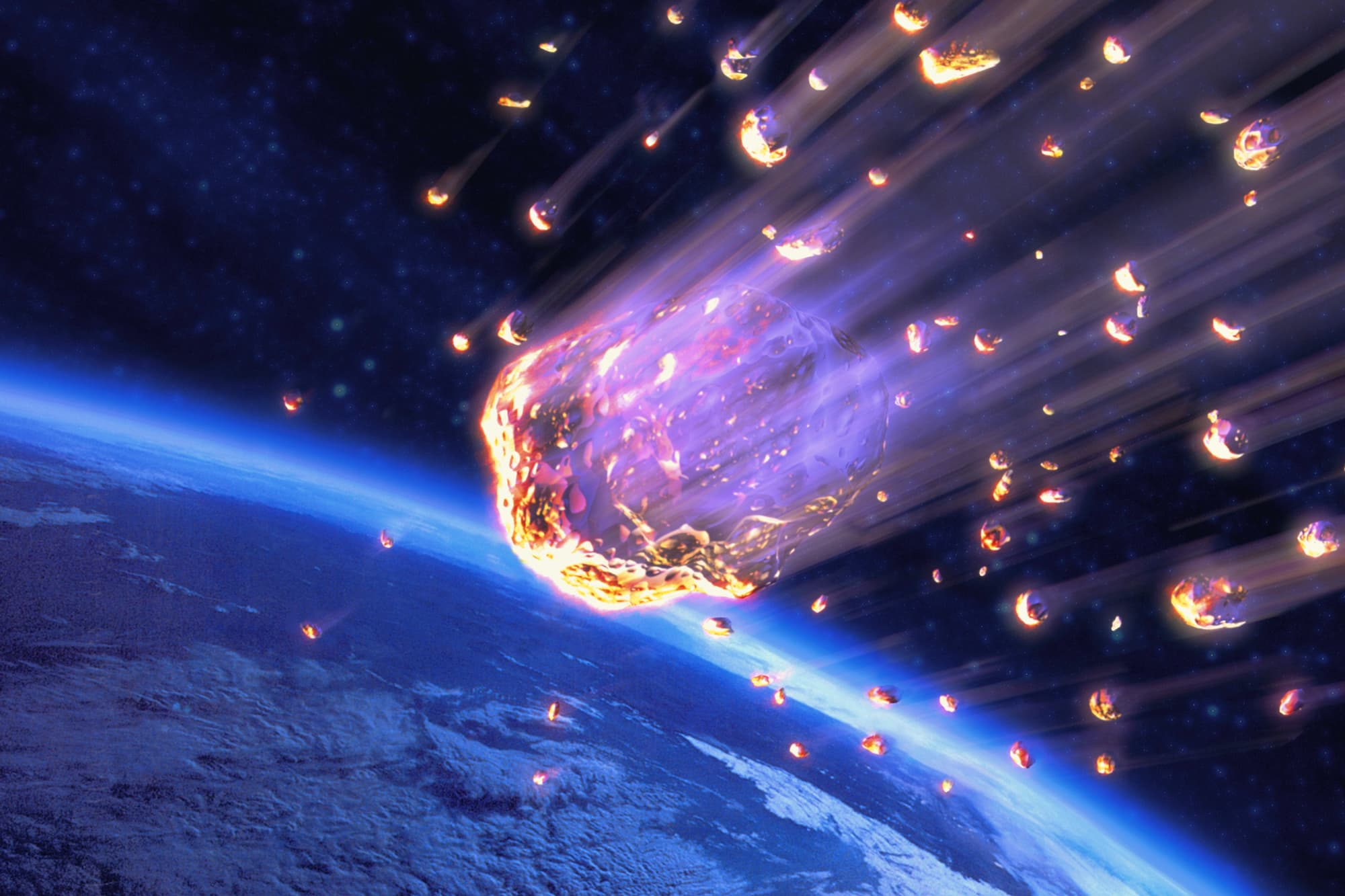 Threat to earth posed by meteors must be taken seriously, NASA warns