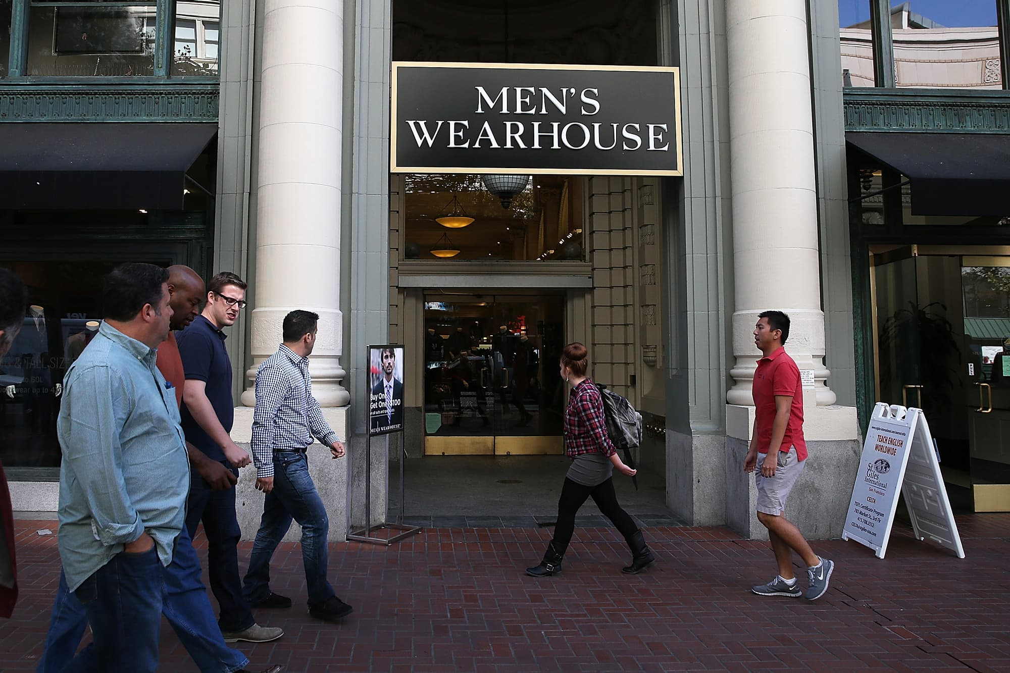 Chesapeake, Macy's, Tailored Brands and more