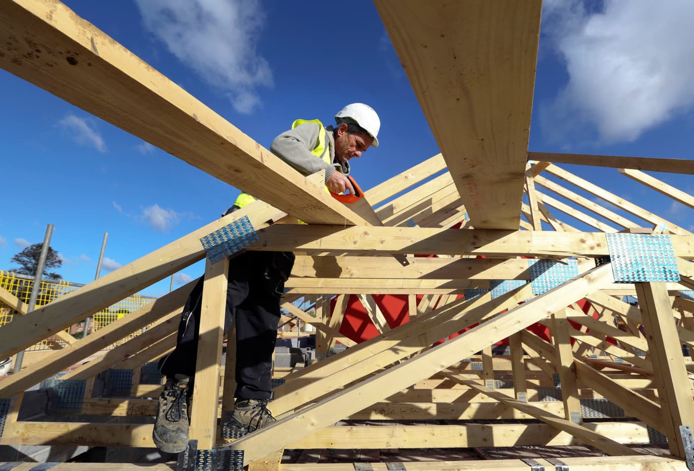 Four stocks traders are picking to capitalize on the US homebuilding boom