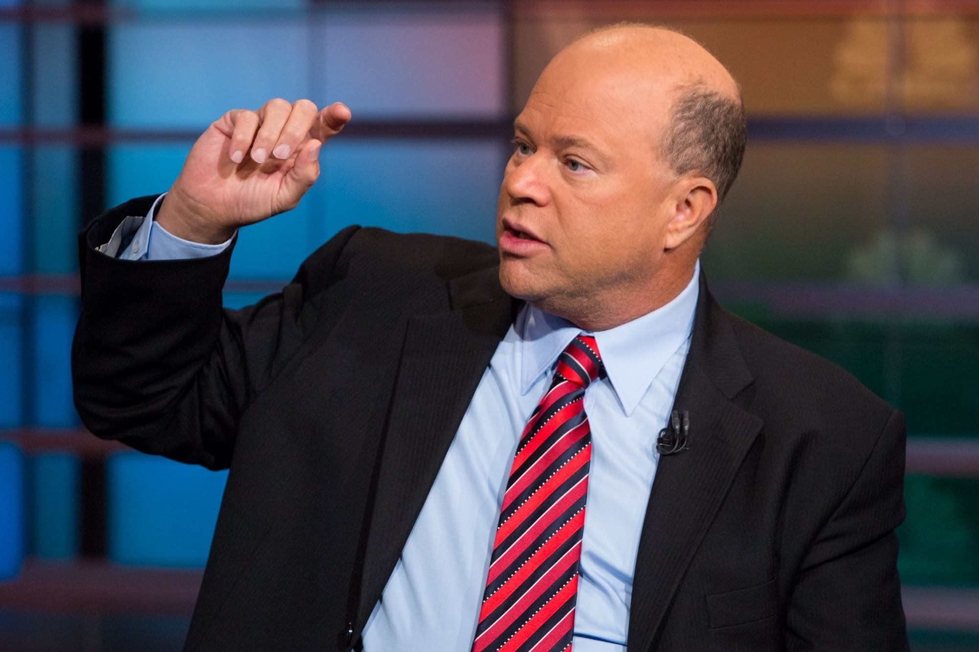 David Tepper says he's still betting on this bull market: 'I love riding a horse that's running'