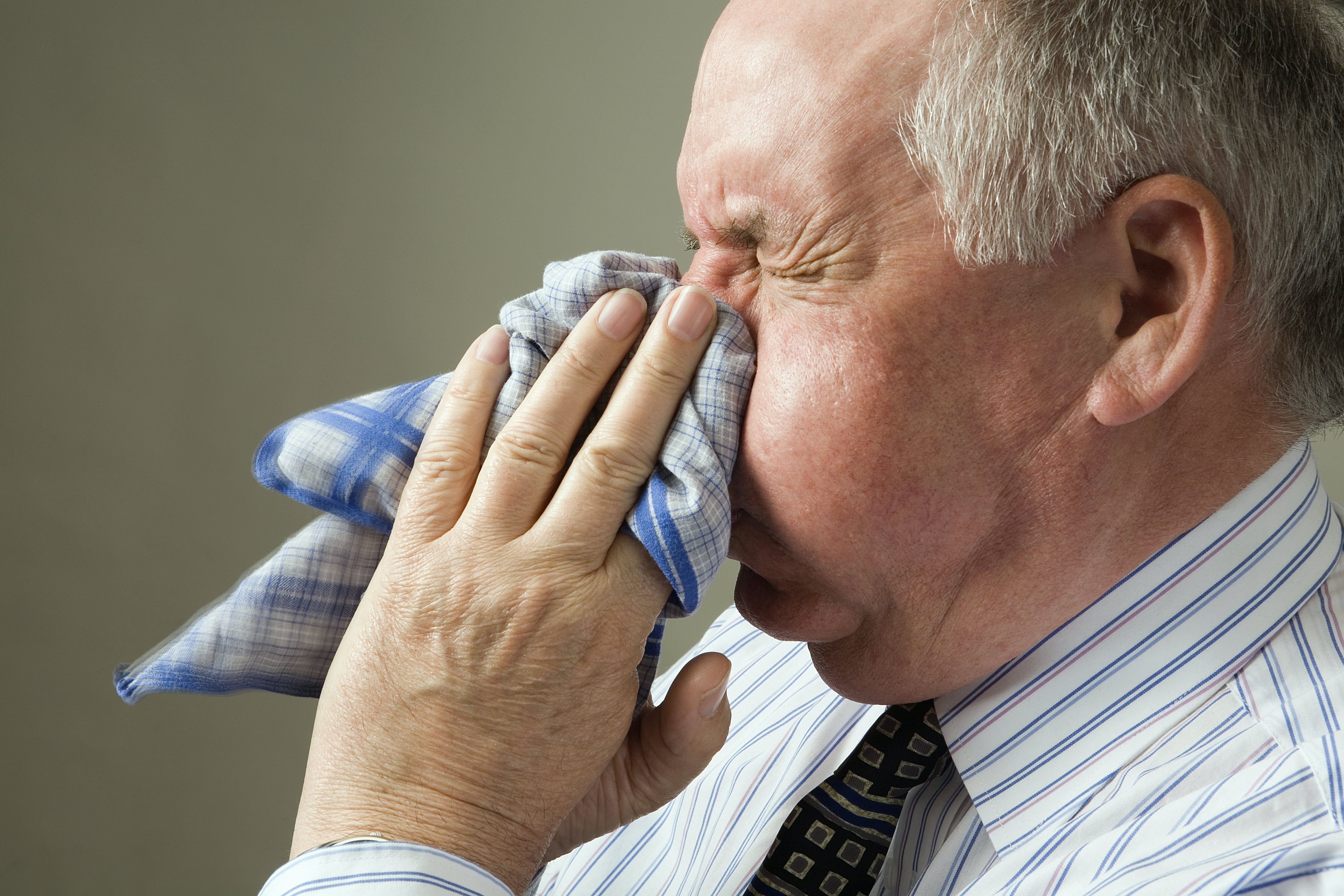 Atchoo! Who's making money out of flu season