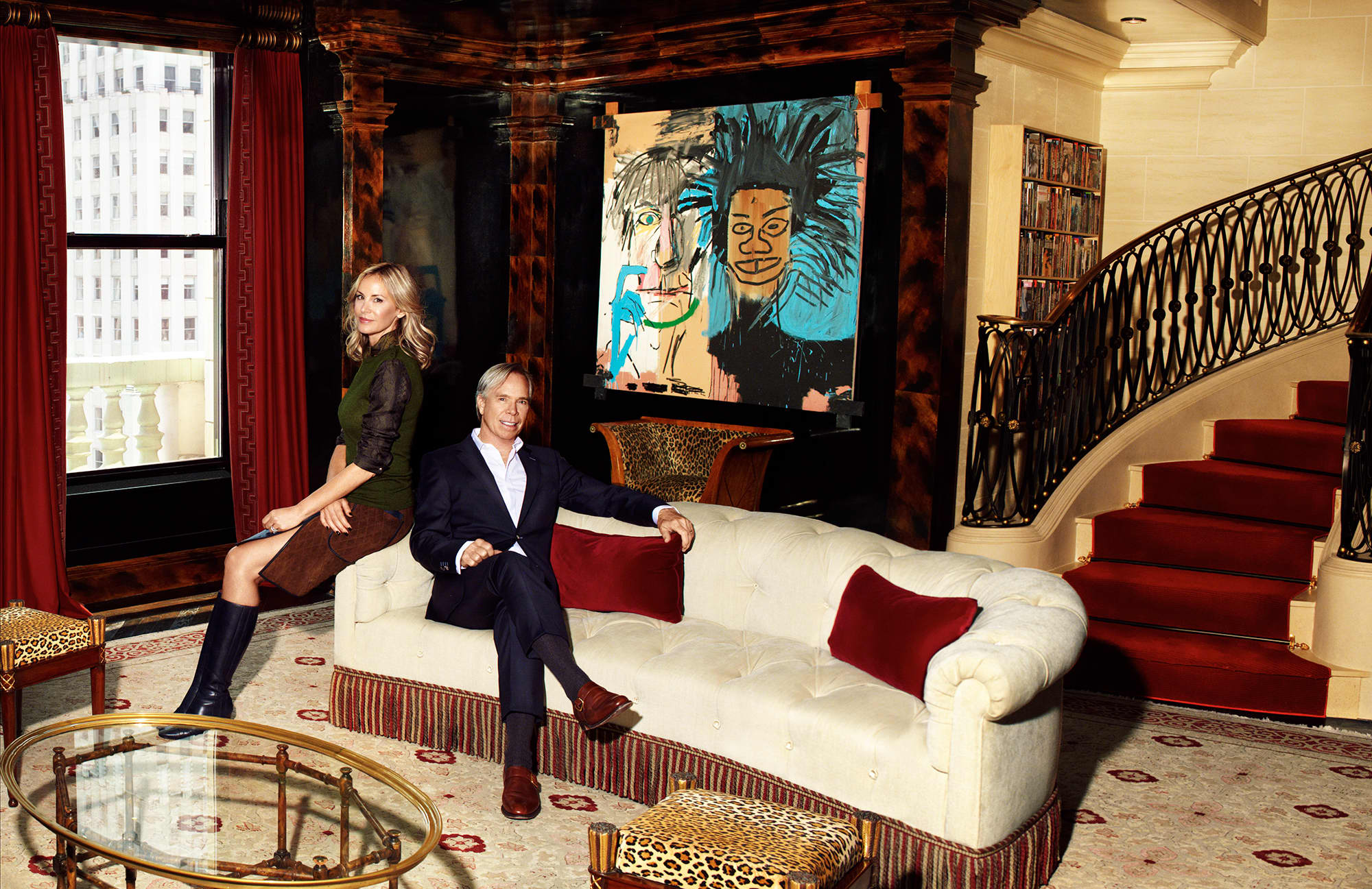 Tommy Hilfiger wanted $80 million for his NYC penthouse but just sold it for $31.25 million—take a look inside