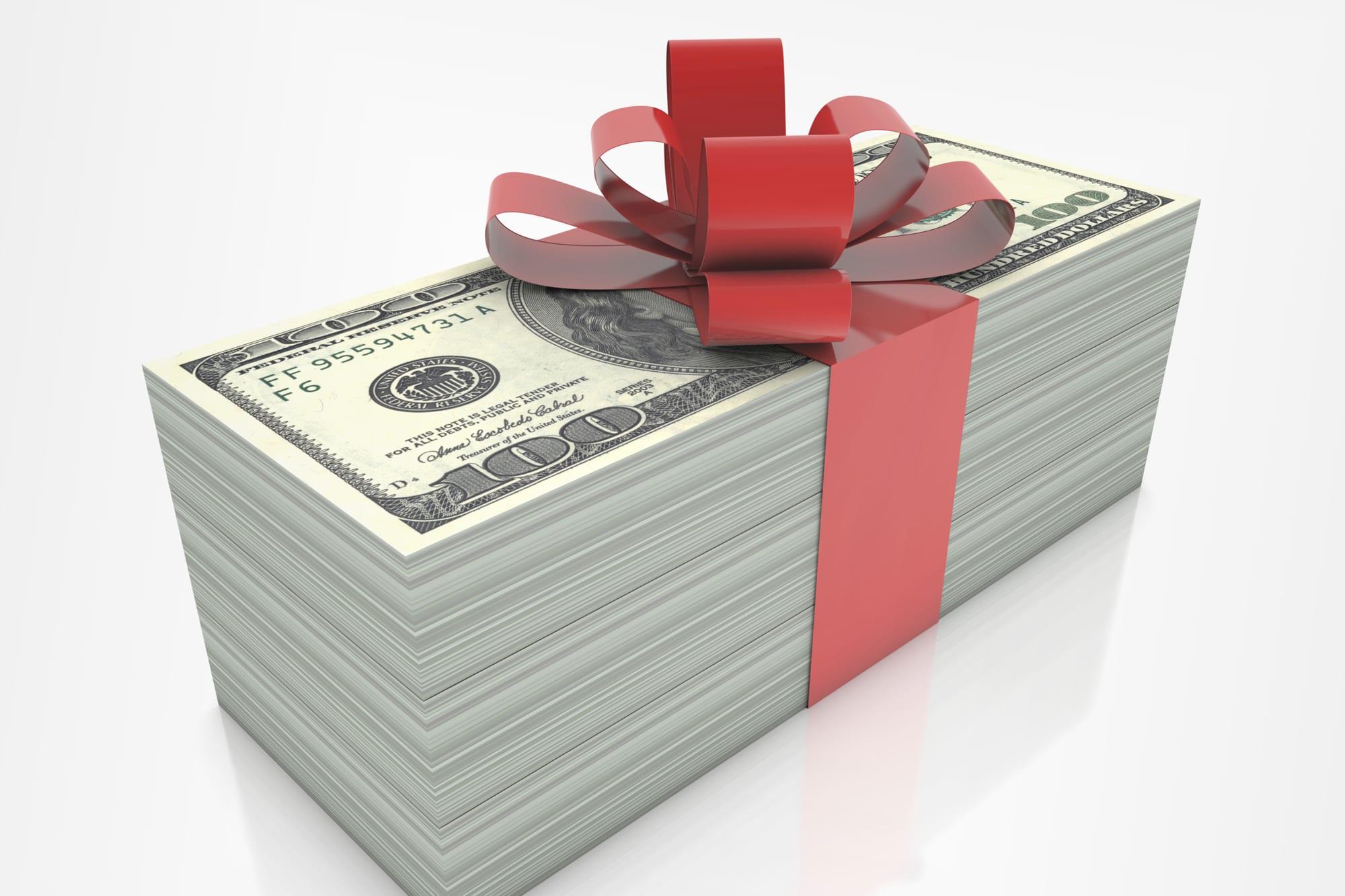 производятся картинки деньги или подарок извечный