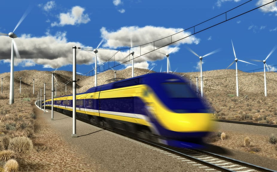 Trump administration pulls $929 million in funding for California high-speed rail