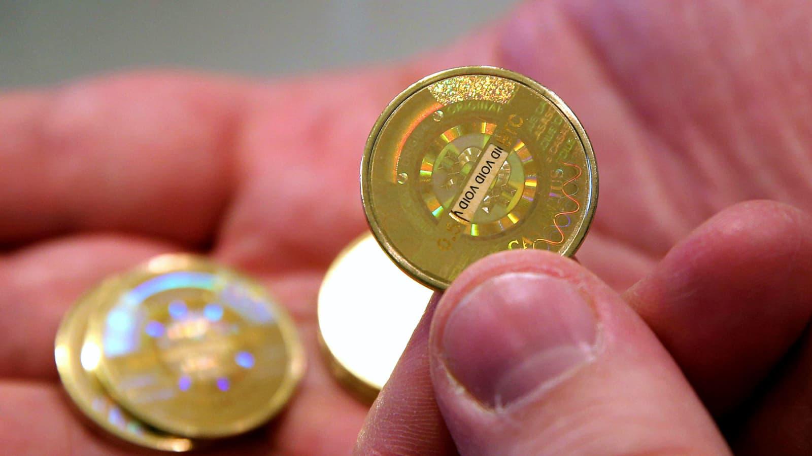 mythili raman bitcoins