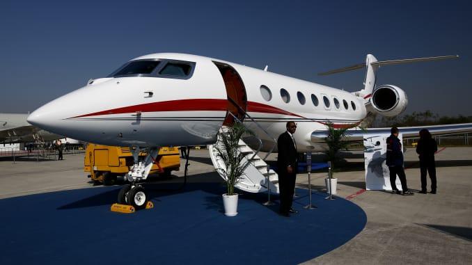 Premium: Gulfstream G650