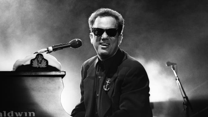 Billy Joel, 1990