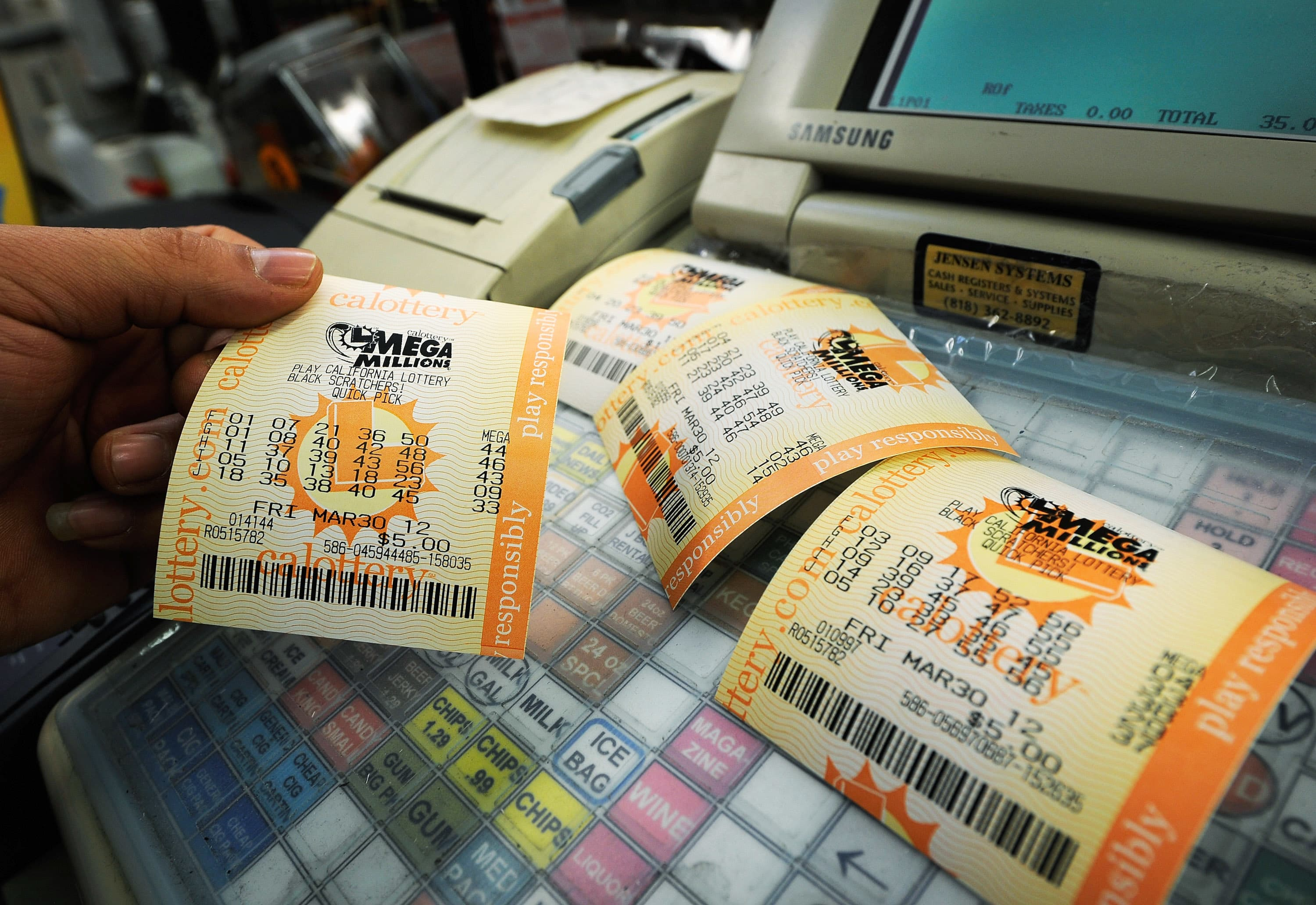 Mega Millions jackpot won how lottery winners can protect
