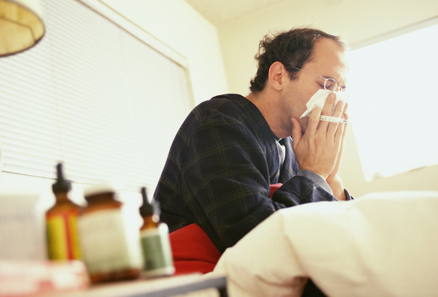 CDC says it's another severe flu season with up to 7.3 million people sick so far