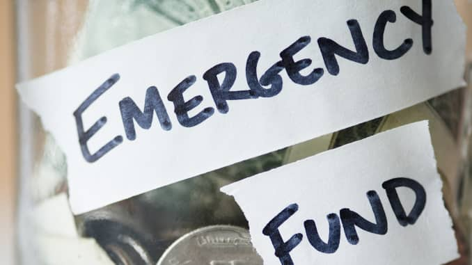 Premium: Emergency fund savings money personal finance